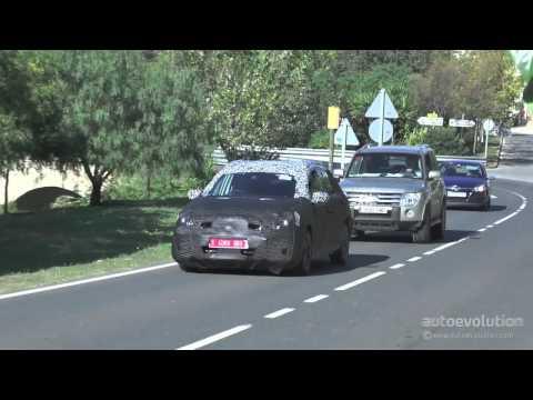 Nissan C-Segment European Hatchback / Tiida