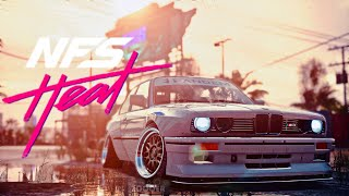 PANDEM BMW M3 E30 Tuning - NEED FOR SPEED HEAT