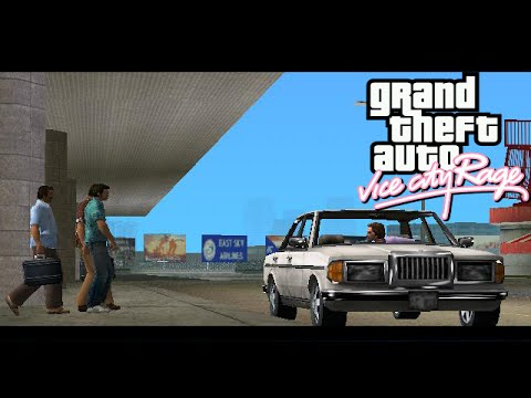 Grand Theft Auto Vice City Rage Beta 3 Mission 1 - In the beginning