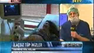 Haber35 Televizyonunda Prof.Dr. Bülent Gülekli ile röportaj