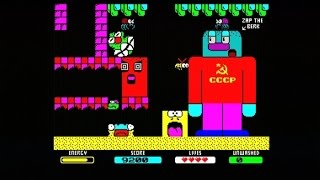 WILLY THE WASP II (ZX SPECTRUM - FULL GAME)