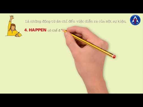 [TIẾNG ANH CÙNG THIÊN ÂN] - Kỳ 62 : Phân Biệt Happen, Occur, Take Place Trong Tiếng Anh