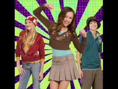 Hannah Montana Bone Dance [with lyrics]