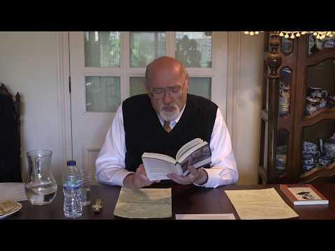 Dr David Allen White - Gerard Hopkins Literature - part 1/3