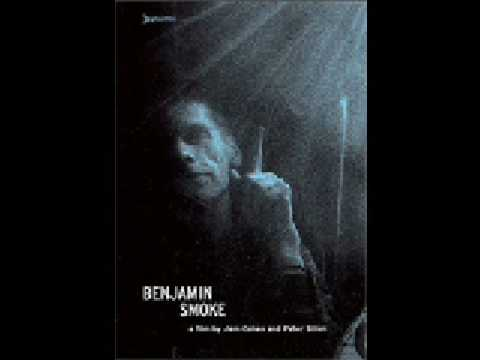 smoke - curtains (from jem cohen's documentary 'benjamin smoke')