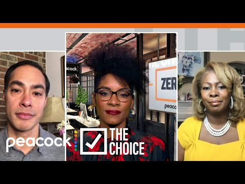 Julián Castro and LaTosha Brown on Voting in Georgia | Zerlina. | The Choice