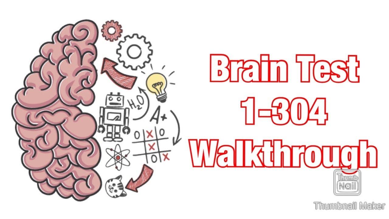 Brain Test - Levels 1-304 Walkthrough