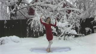 Here's a new dance from the beautiful Dandy-- this one performed in...