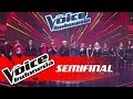 Download lagu ZBoys & ZGirls | Semifinal |The Voice Indonesia GTV 2018