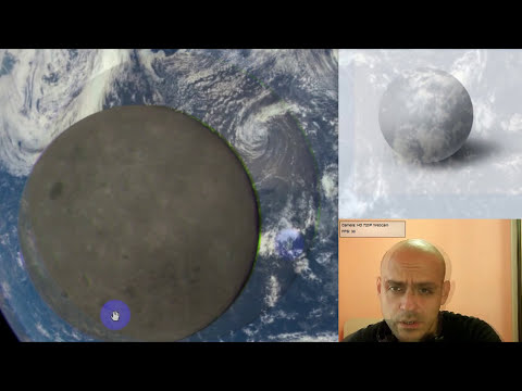 Снимки обратной стороны Луны - фэйк или реальность?