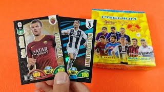 RONALDO LIMITED e DZEKO TOP PLAYER!! Apertura Box Premium Adrenalyn XL 2018-19