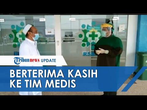 Empat Pasien Positif Corona di Lampung Dinyatakan Sembuh: Maaf Kami Sering Marah-marah