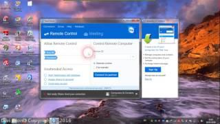 Cara Install dan Setting TeamViewer