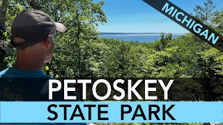 Petoskey State Park, Michigan - Campground Review