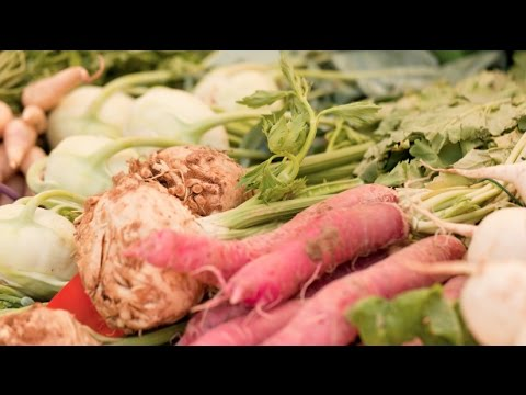 Root Vegetables - The Basics