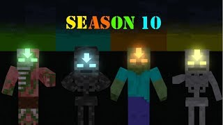 Monster School : Season 10 - Minecraft Animation