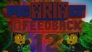 Minecraft Feedback Ep. 12
