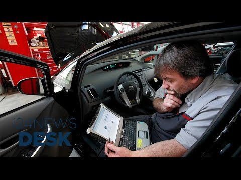 Israeli Security Firms Work To Combat Car Hacking