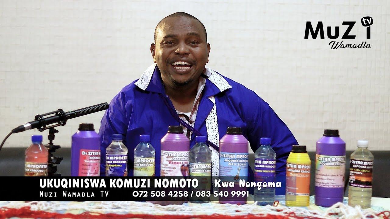 Download Muzi Wamadla TV - Ukuqiniswa komuzi nomoto