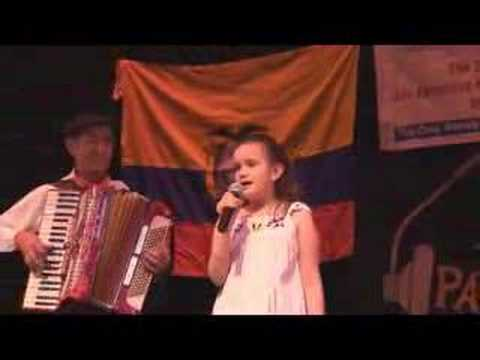 Melody Cruz Sings Campanera