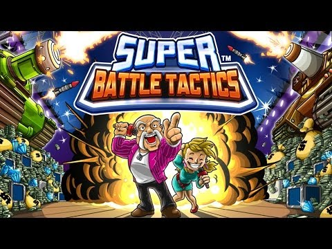 Super Battle Tactics - iOS / Android - HD (Sneak Peek) Gameplay Trailer