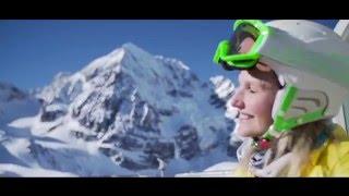 Südtirol -  Winter im Vinschgau erleben / Alto Adige: vivere l' inverno in Val Venosta