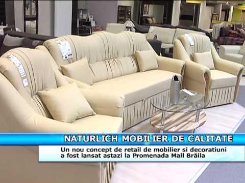 NATURLICH MOBILIER DE CALITATE