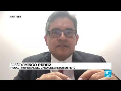 """José Domingo Pérez: """"la dimisión de Chávarry garantiza la continuidad de las investigaciones"""""""