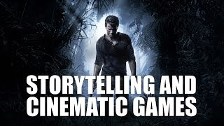 Storytelling and Cinematic Gaming