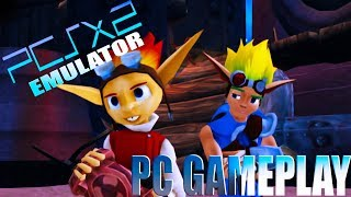 Playstation 2 (PS2) Emulator for PC: PCSX2  | Jak and Daxter | Gameplay