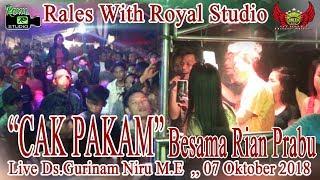 DJ CAK PAKAM OT RALES Live Gurinam Niru M E 08 10 18 By Royal Studio