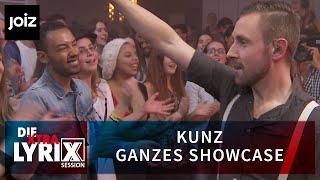 KUNZ live at XTRA Lyrix Session - GANZES KONZERT