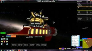 VENGEANCE AND VIGILANCE REVIEW, NO ROLEPLAY   Roblox Galaxy Ship Reviews