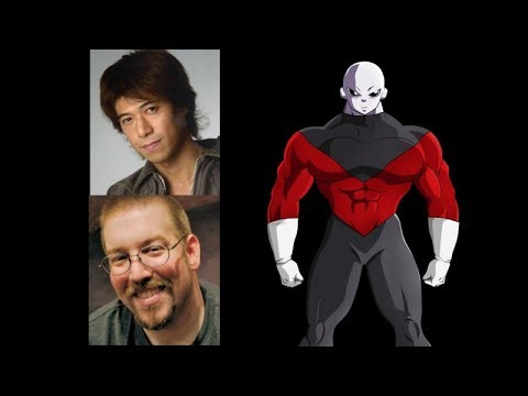 Anime Voice Comparison- Jiren (Dragon Ball Super)