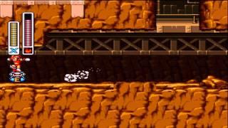 Mega Man X 100% Run Part 2