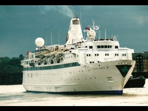 Fred Olsen Black Prince Cruise Ship