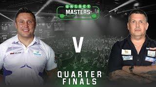 2018 Unibet Darts Masters Quarter Final Price vs Anderson