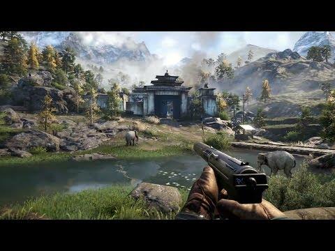 Far Cry 4 Gameplay Demo - E3 2014