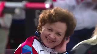 Выступление женской части сборной России на Чемпионате Европы по стрельбе