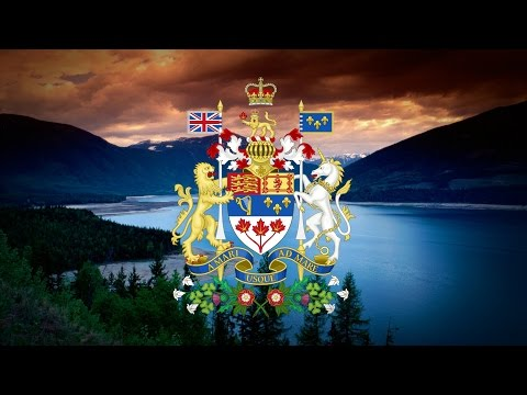 """Dominion of Canada (1867-1982) """"The Maple Leaf Forever"""" (1867)"""