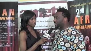 aea awards 2012