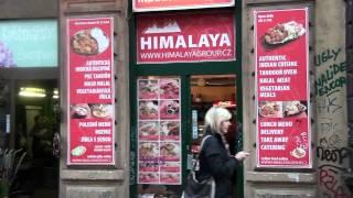 Himalaya Indian Fast Food in Revoluční street Prague thumbnail