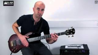 Ampeg BA-210 V2 Bass Combo Amp
