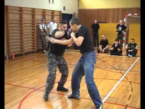 Specwog Knife Fighting Seminar II 2012