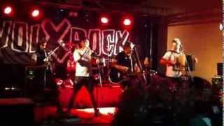 Volxrock - Live in Europe - Trompetenecho