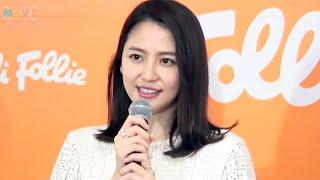 """長澤まさみ、蜷川実花/フォリフォリ """"スペシャルムービー"""" 公開記念イ..."""