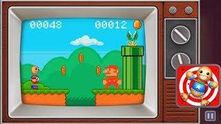 Kick The Buddy - Super Mario Mini-Games Unlocked Gameplay Walkthrough Part 8 (iOS)