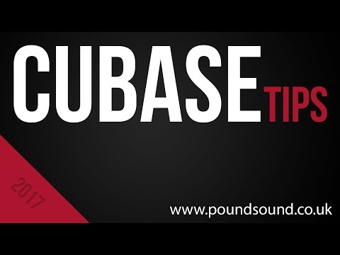 how to use cubase 5 pitch correct