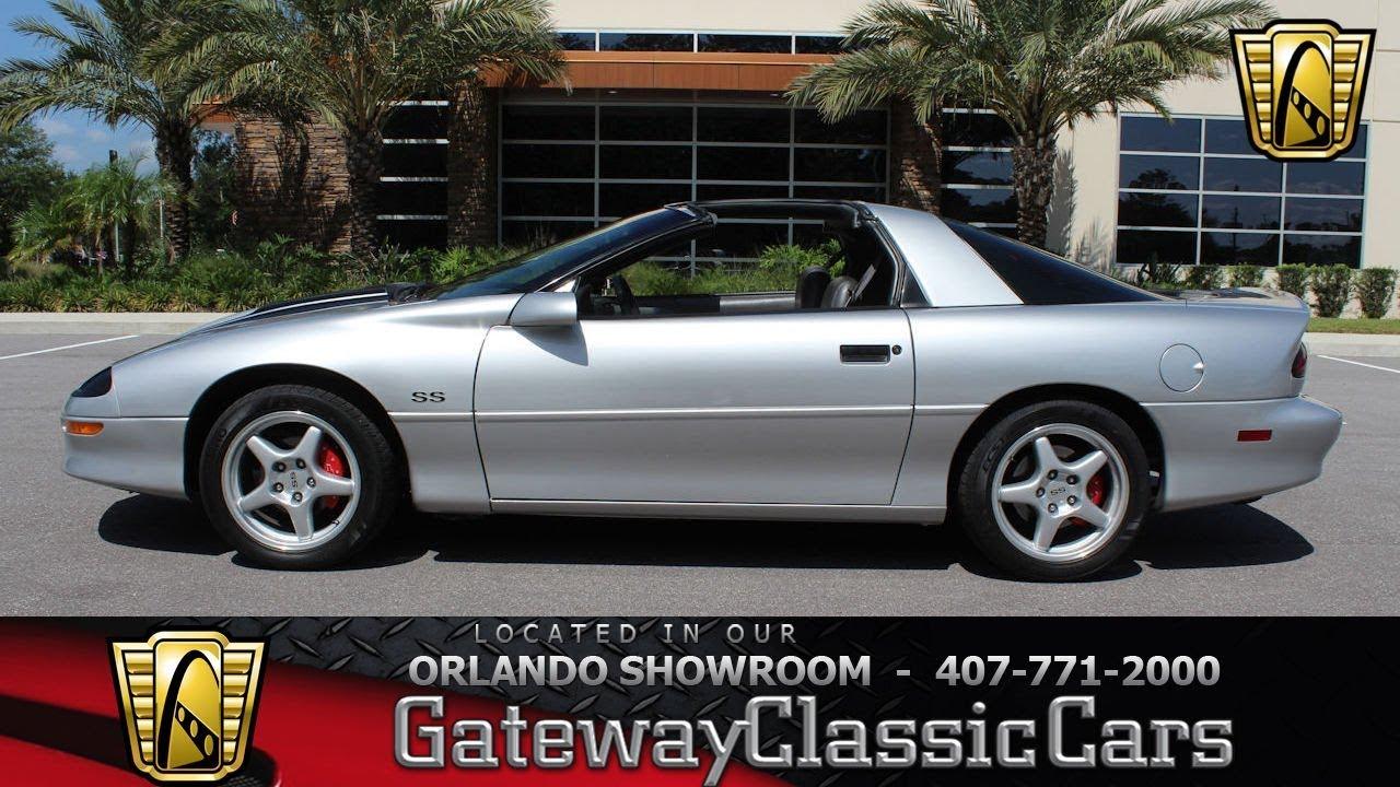 1997 Chevrolet Camaro Z28 Gateway Orlando 1232 Youtube