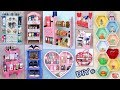 10 DIY's Room Organizer Idea || Cardboard Crafts !!! DIY Projects
